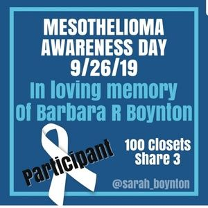 Other - Mesothelioma Awareness Day